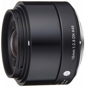 Sigma 19mm f:2.8