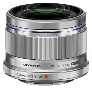 olympus 25mm f:1.8
