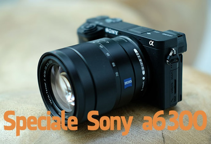 Articoli su Sony a6300