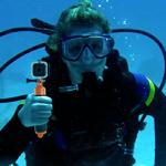 L'action camera per subacquei è (quasi) qui