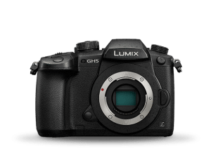 Panasonic GH5 mirrorless per video