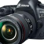 Canon 5D Mark IV: fine dei rumors, ora è ufficiale
