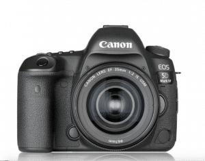 Canon 5D Mark IV migliore reflex
