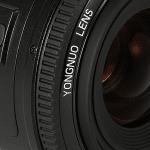 Un obiettivo 35mm economico per Canon: la scelta cinese