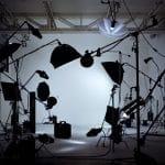 Luce artificiale per il video: tipi di lampade