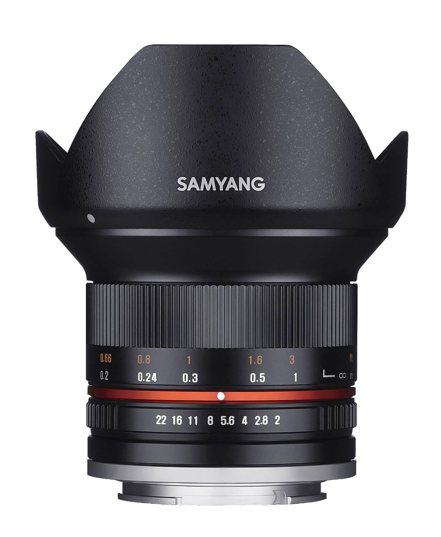 Il Samyang 12mm f/2.8 per Sony