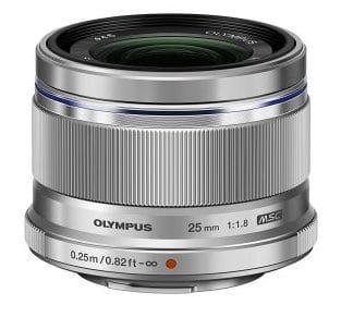 Zuiko 25mm f/1.8