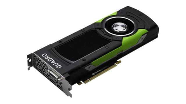 Scheda grafica NVIDIA Quadro P6000