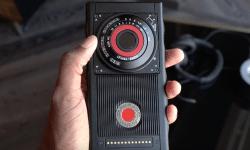 Red Hydrogen con aggiuntivo ottico