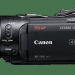 Canon Legria GX10: la competizione interna alle videoreflex Canon