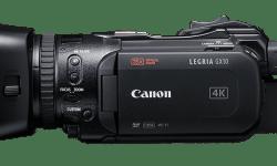 Canon Legria GX10 videocamera