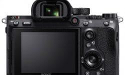 Retro Sony a7R III