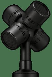 Microfono ambisonico Rode