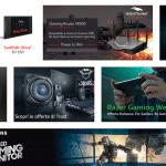Le offerte della gaming week di Amazon