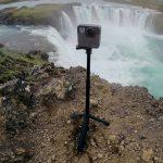 Aumento della risoluzione per GoPro Fusion